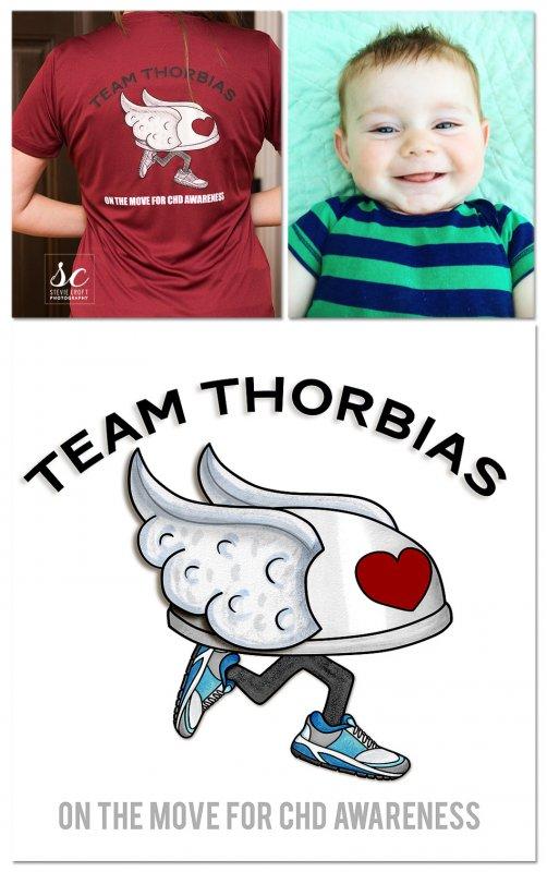 Team Thorbias Tee Shirts
