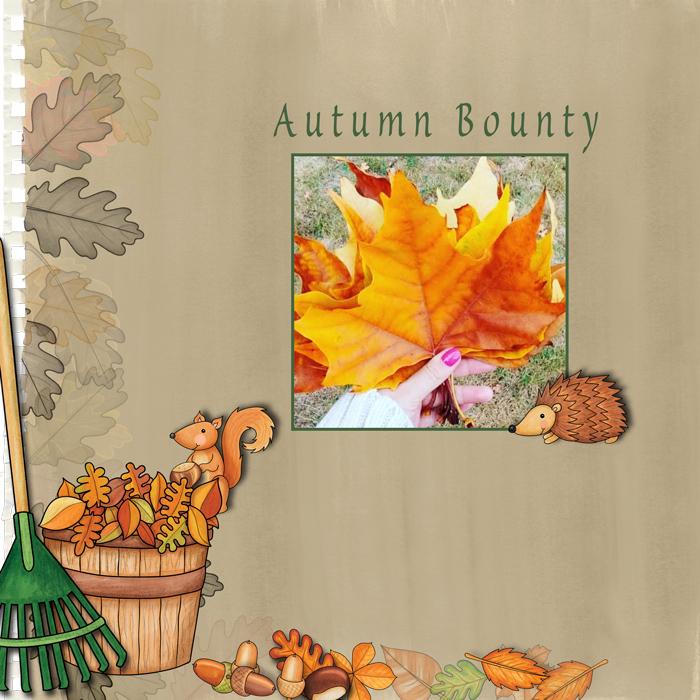 Autumn walk 2