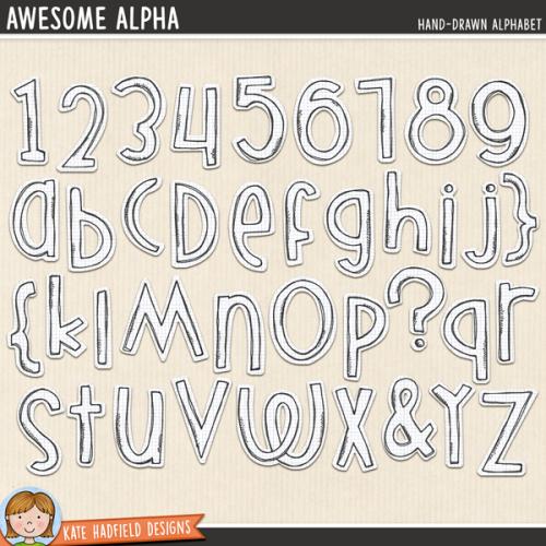 Awesome Alpha