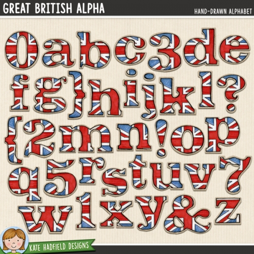 Great British Alphabet