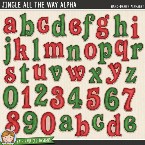 Jingle All The Way alpha