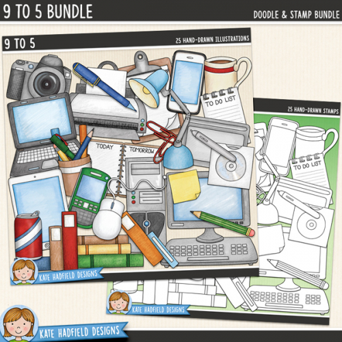 9 to 5 Bundle