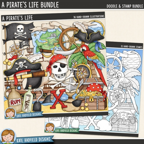 A Pirate's Life Bundle
