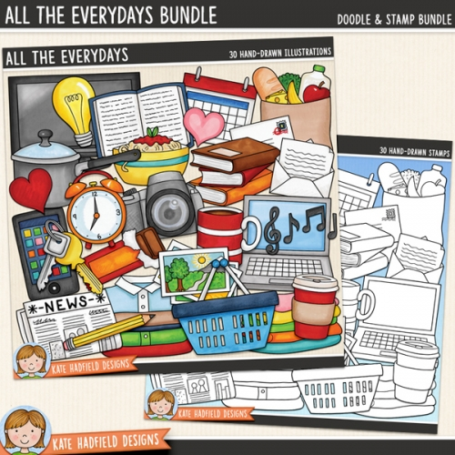 All the Everydays Bundle