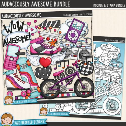 Audaciously Awesome Bundle