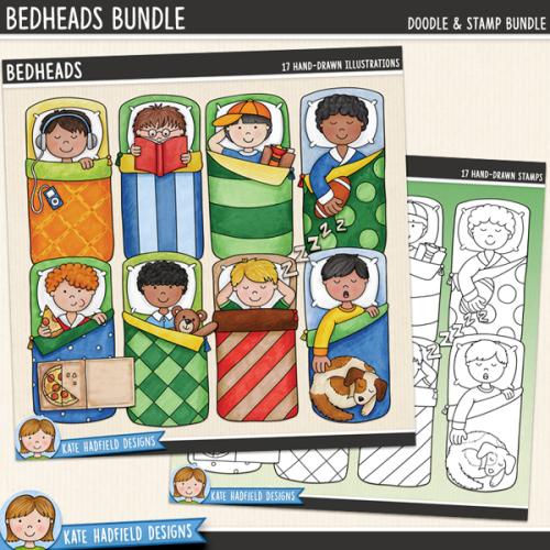 Bedheads Bundle