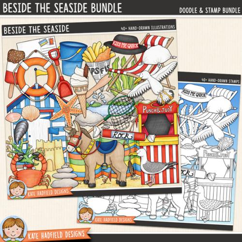 Beside The Seaside Bundle