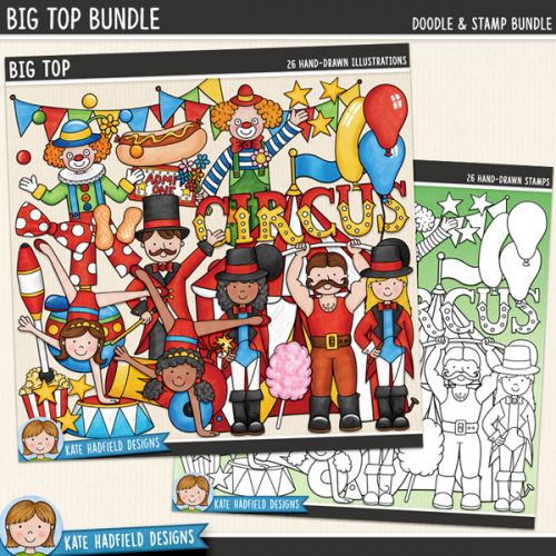 Big Top Bundle