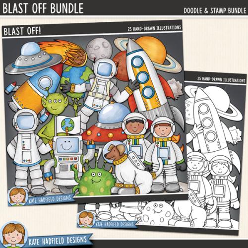 Blast Off Bundle