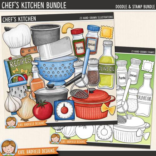 Chef's Kitchen Bundle