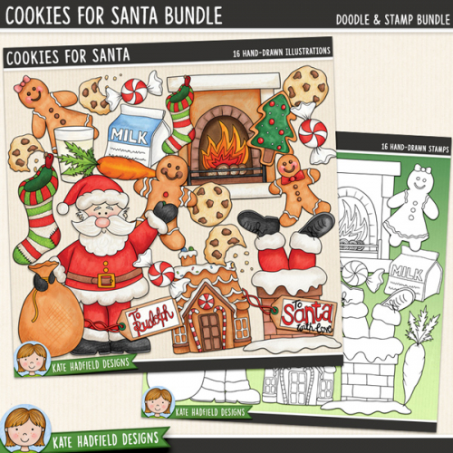 Cookies for Santa Bundle