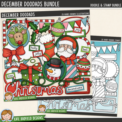 December Doodads Bundle