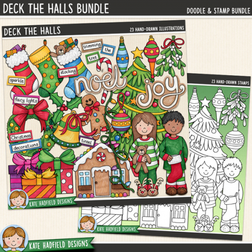 Deck the Halls Bundle