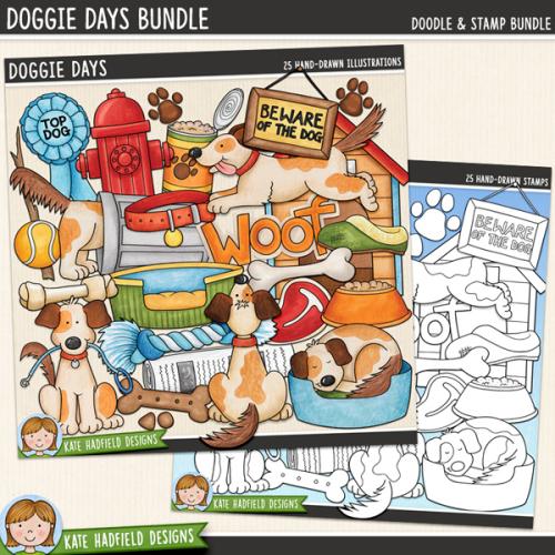 Doggie Days Bundle
