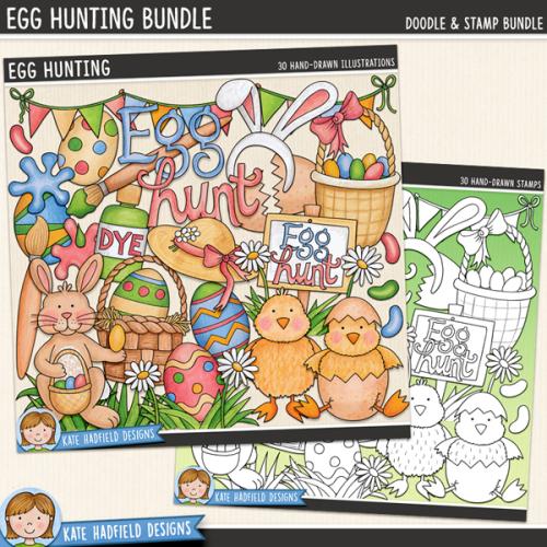 Egg Hunting Bundle