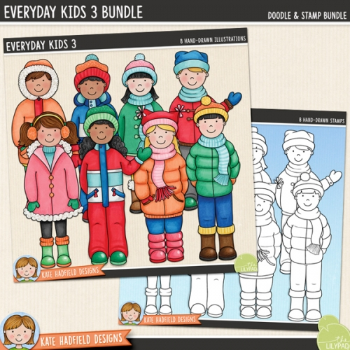 Everyday Kids 3 Bundle