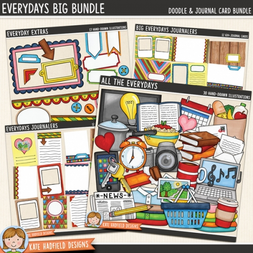 Everydays Big Bundle