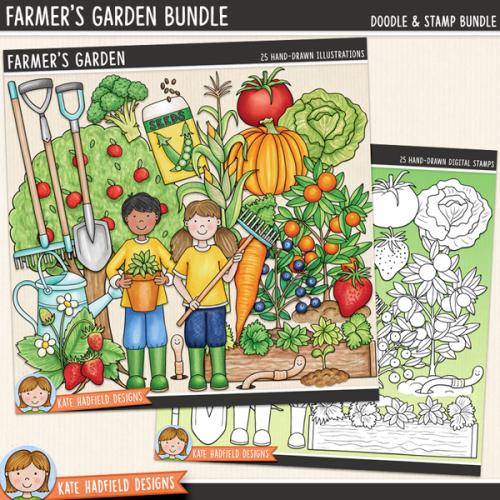 Farmer's Garden Bundle