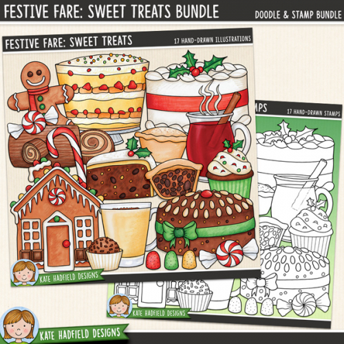 Festive Fare: Sweet Treats Bundle