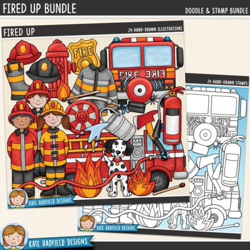 Fired Up Bundle