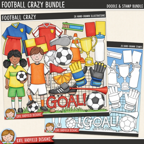 Football Crazy Bundle