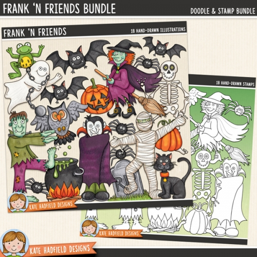 Frank 'n Friends Bundle