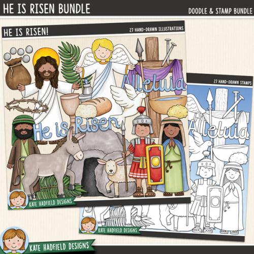 He Is Risen! Bundle