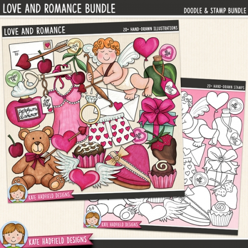 Love and Romance Bundle