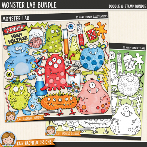 Monster Lab Bundle