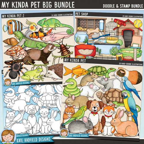 My Kinda Pet BIG Bundle