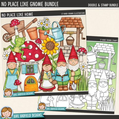 No Place Like Gnome Bundle