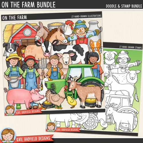 On The Farm Bundle
