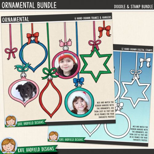 Ornamental Bundle