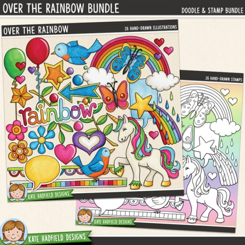 Over the Rainbow Bundle
