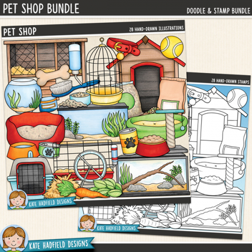 Pet Shop Bundle