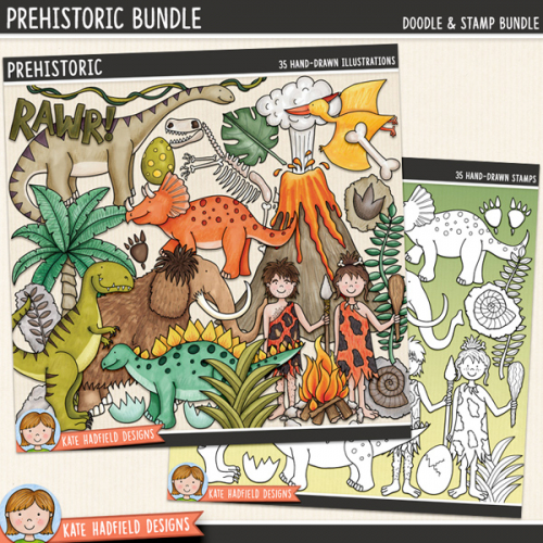 Prehistoric Bundle