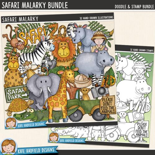 Safari Malarky Bundle