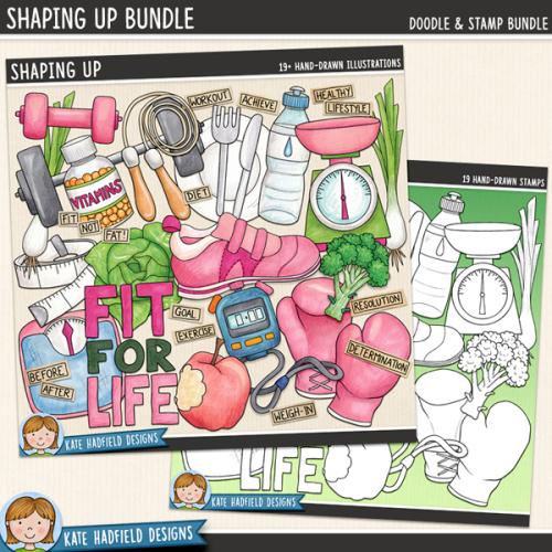 Shaping Up Bundle