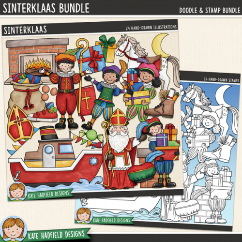 Sinterklaas Bundle