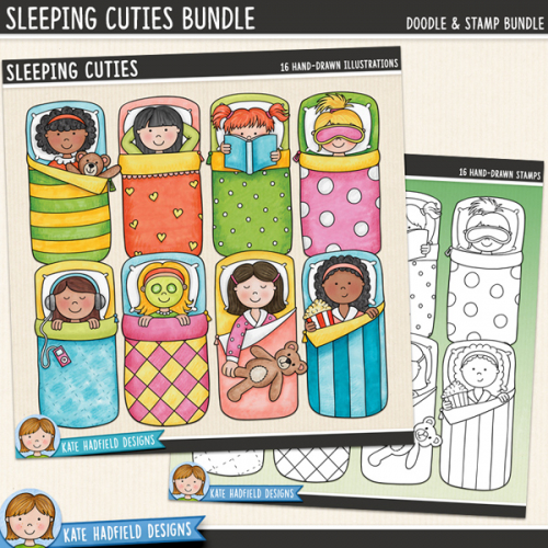 Sleeping Cuties Bundle