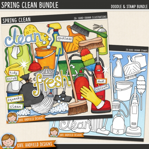Spring Clean Bundle