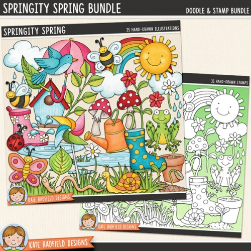 Springity Spring Bundle