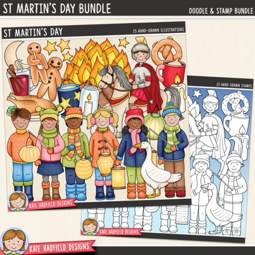 St Martin's Day Bundle