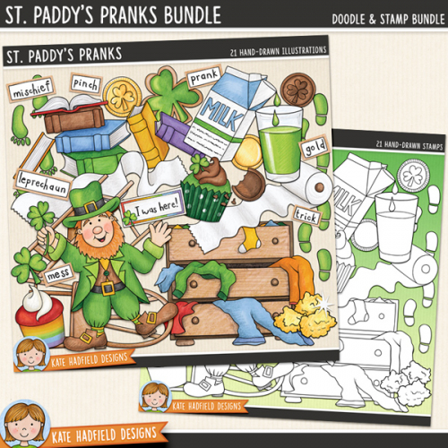 St Paddy's Pranks Bundle