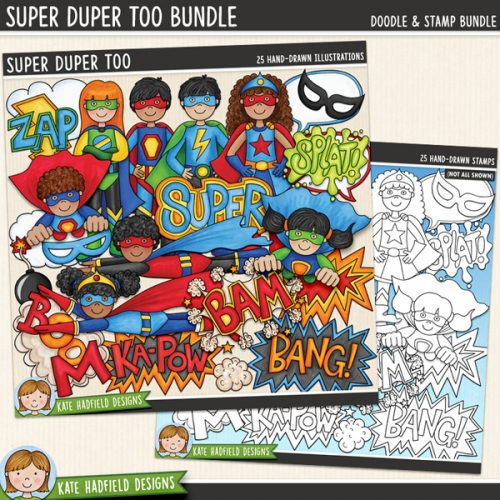 Super Duper Too Bundle