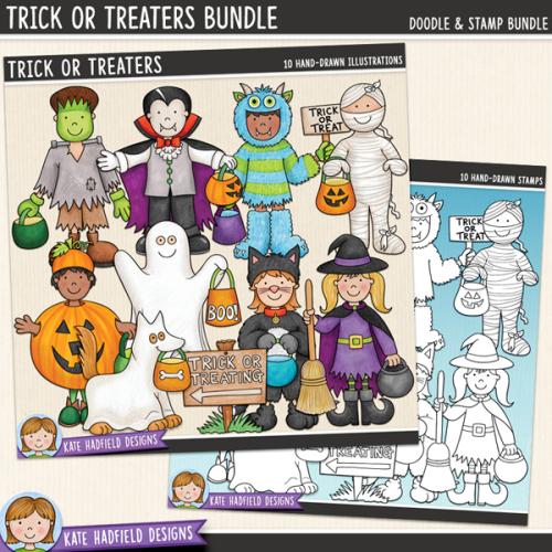 Trick or Treaters Bundle