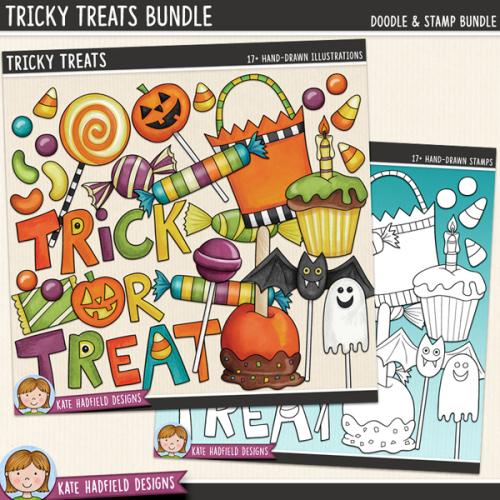 Tricky Treats Bundle
