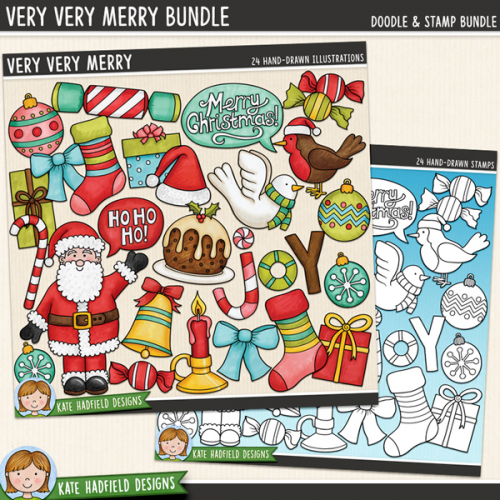 Very Very Merry Bundle