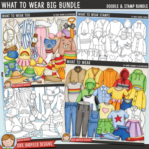 What To Wear BIG Bundle