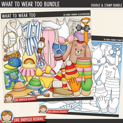 What To Wear Too Bundle